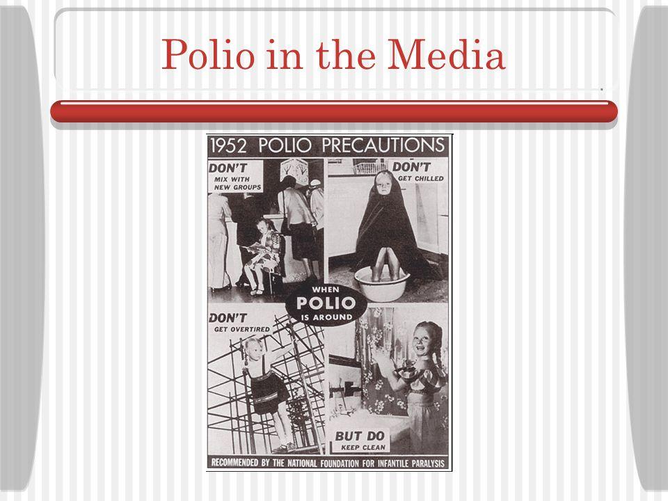 Polio in the Media