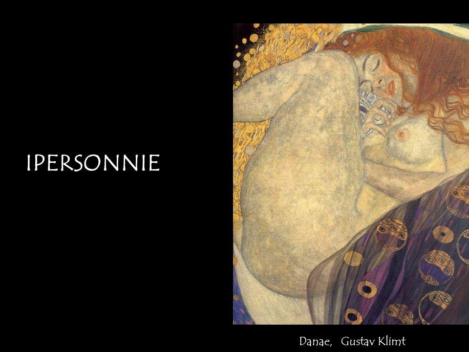 IPERSONNIE Gustav Klimt Danae, Gustav Klimt