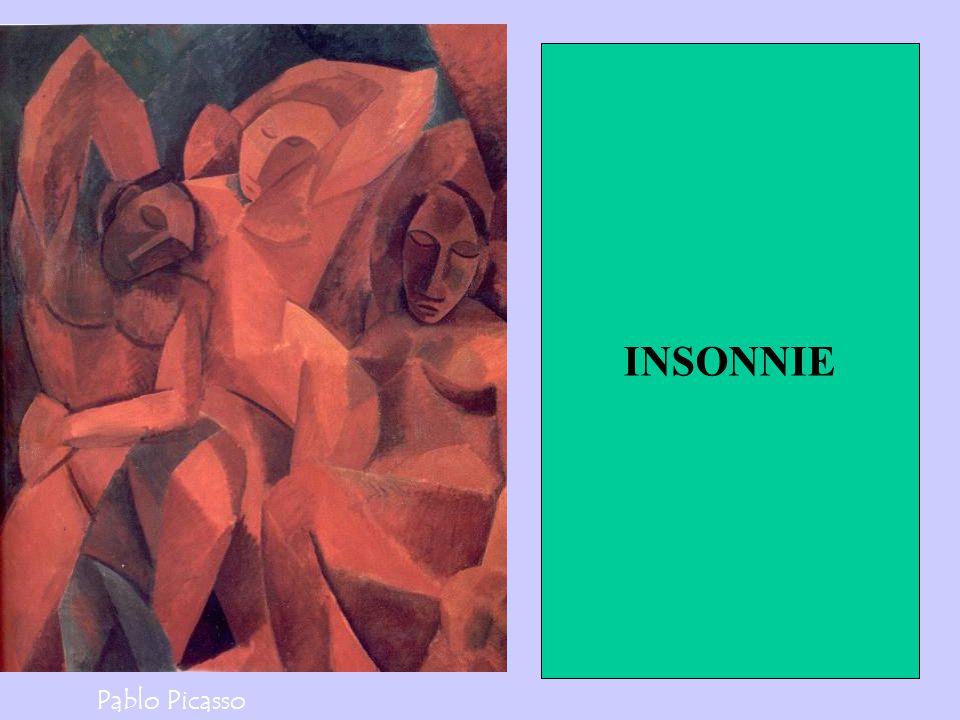 INSONNIE Le tre donne, Pablo Picasso Pablo Picasso
