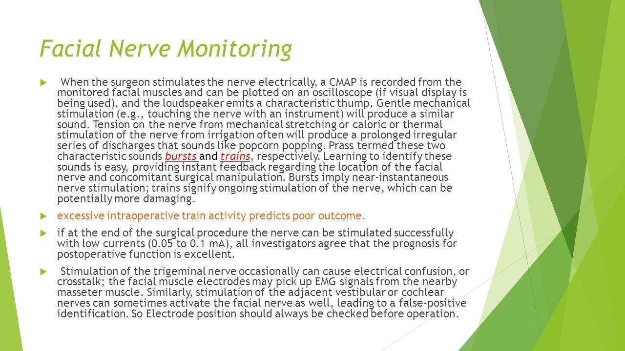 Facial Nerve Monitoring