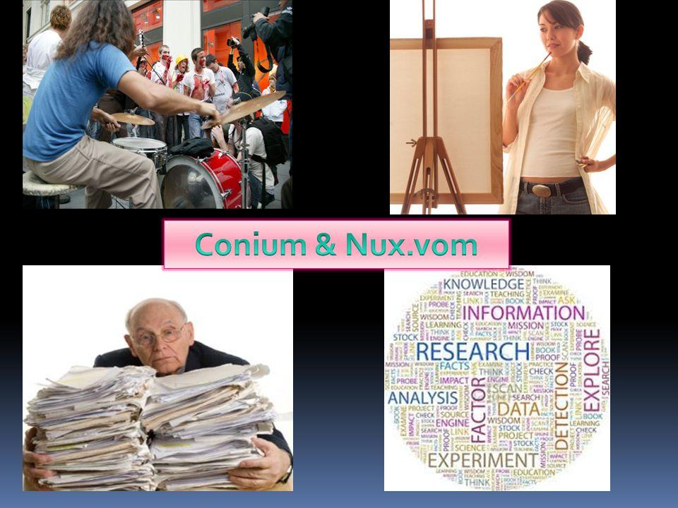 Conium & Nux.vom