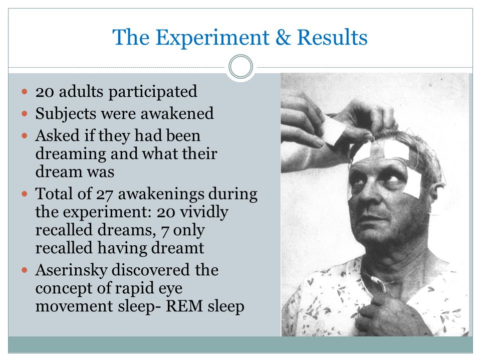 The Experiment & Results
