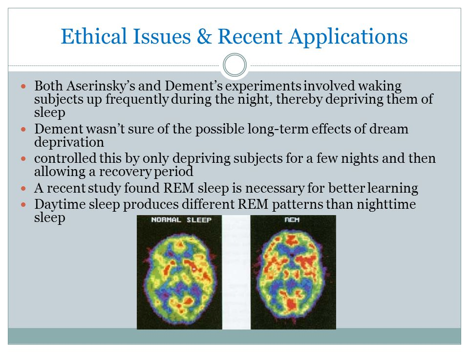 Ethical Issues & Recent Applications