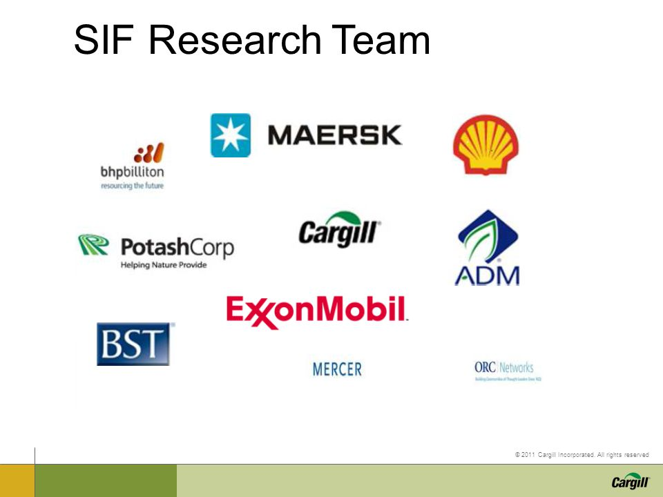 SIF Research Team