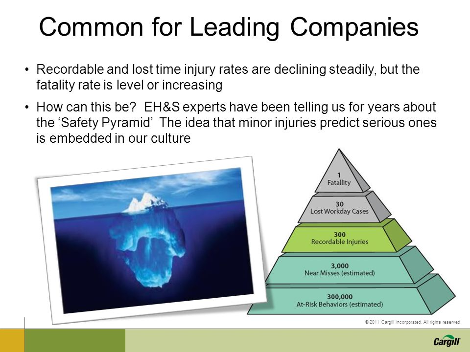 Common for Leading Companies