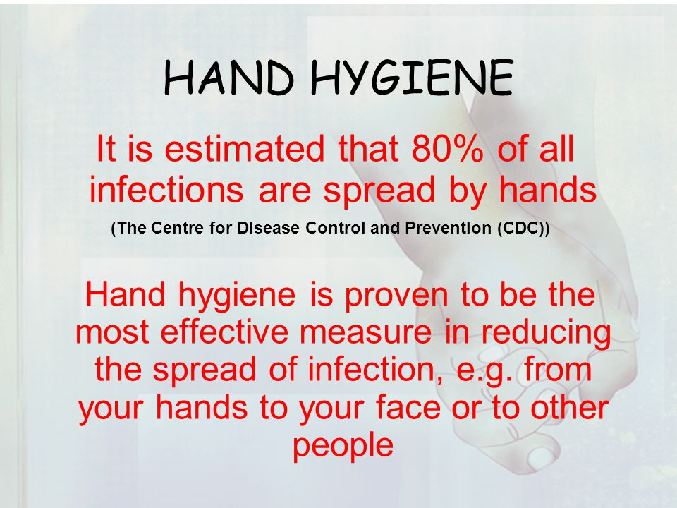 (The Centre for Disease Control and Prevention (CDC))