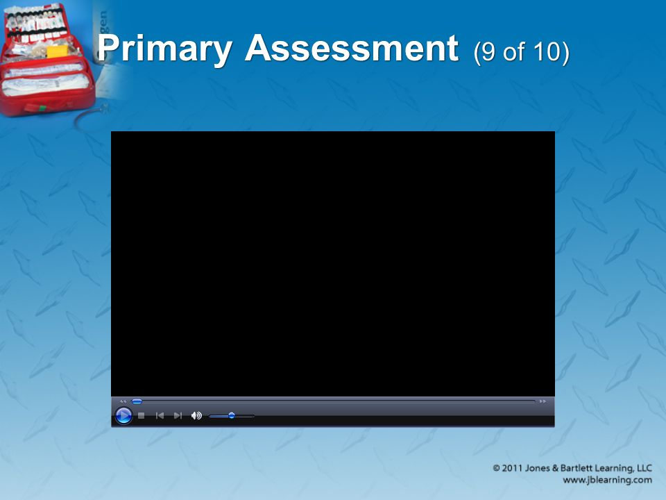 Primary Assessment (9 of 10)
