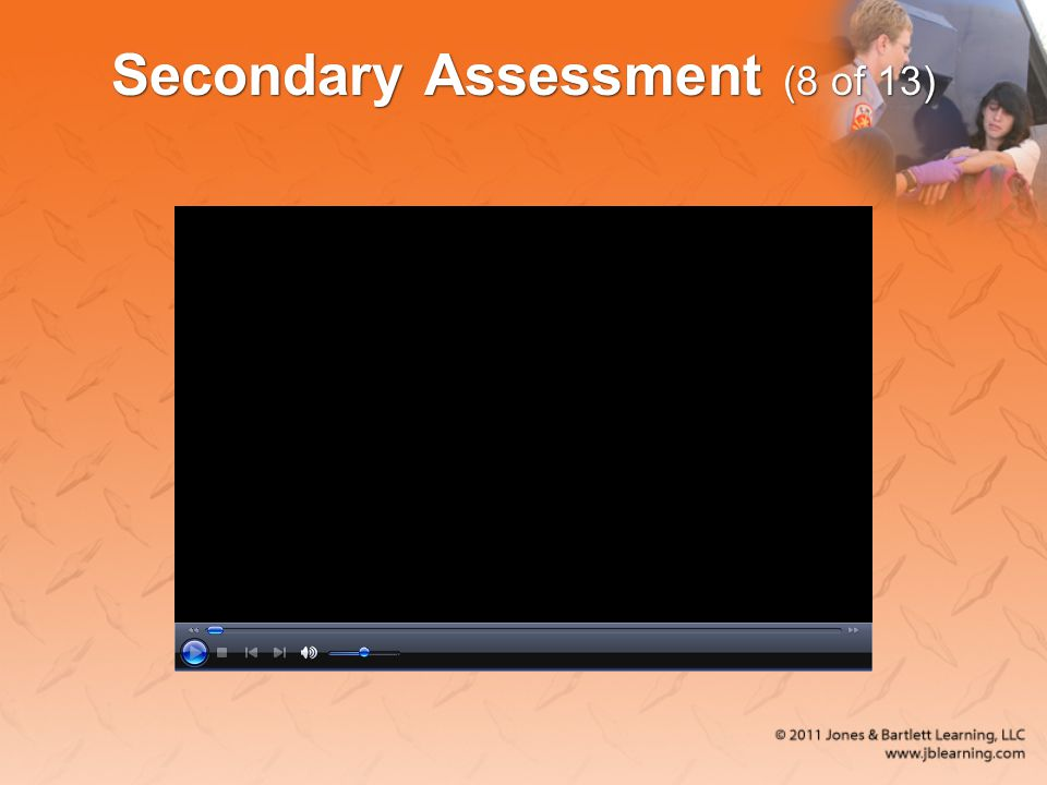Secondary Assessment (8 of 13)