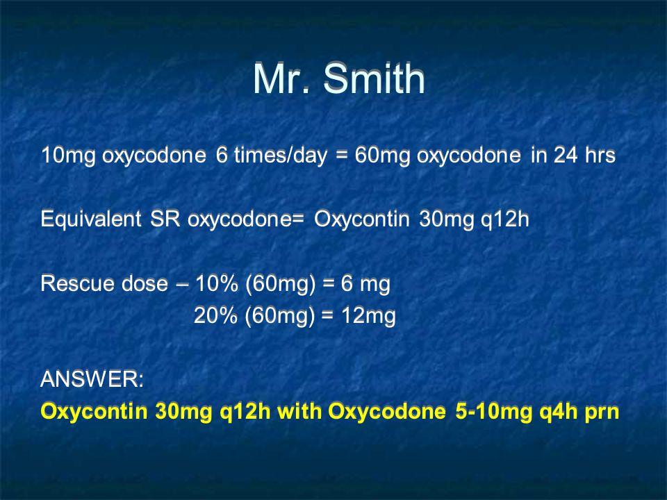 Mr. Smith