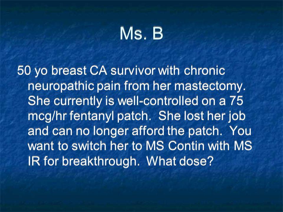 Ms. B