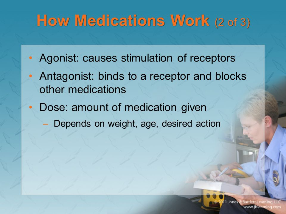 How Medications Work (2 of 3)