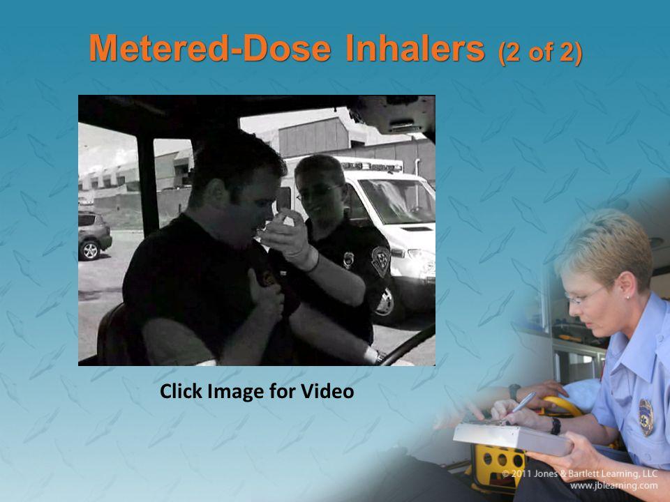 Metered-Dose Inhalers (2 of 2)