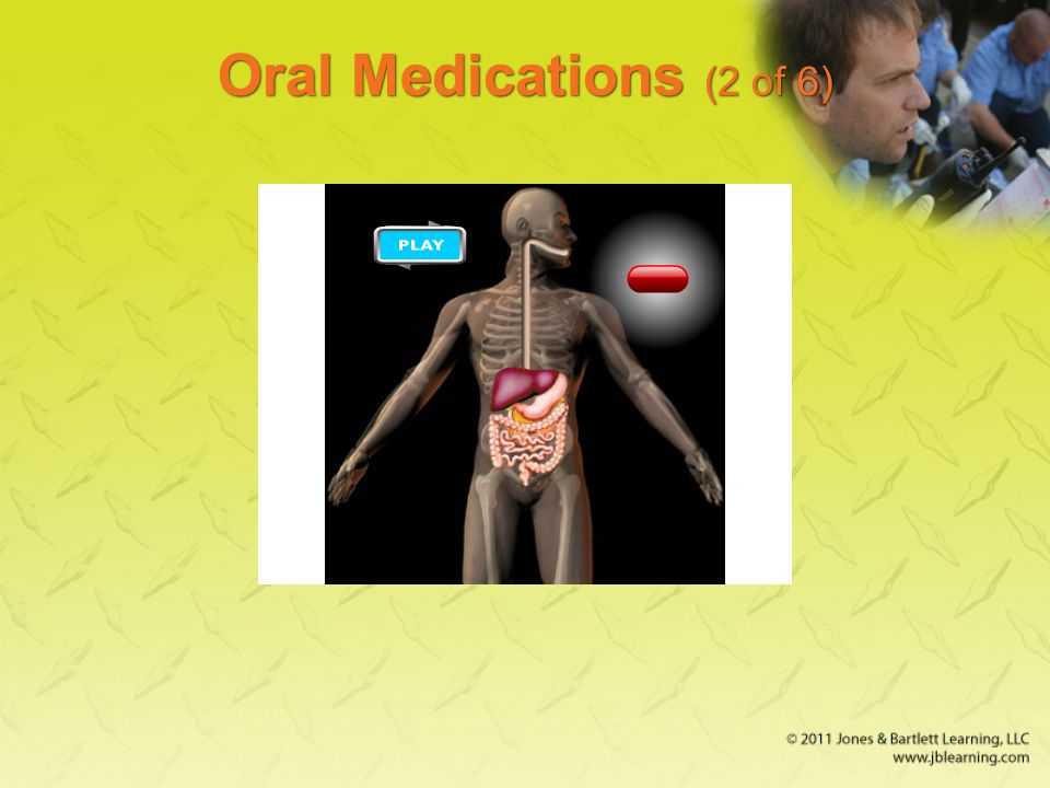 Oral Medications (2 of 6)