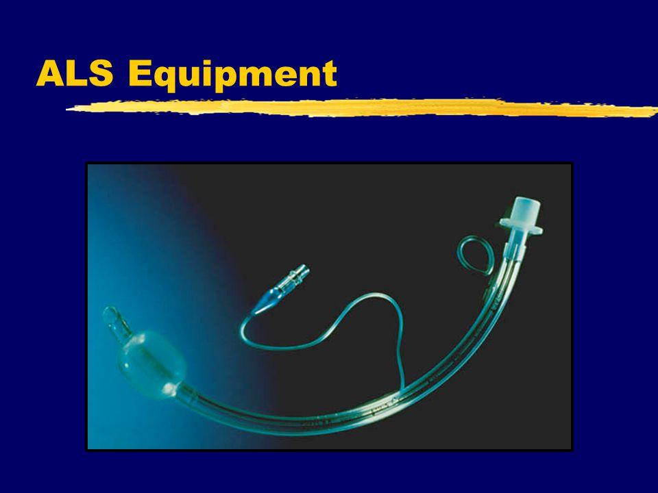 ALS Equipment