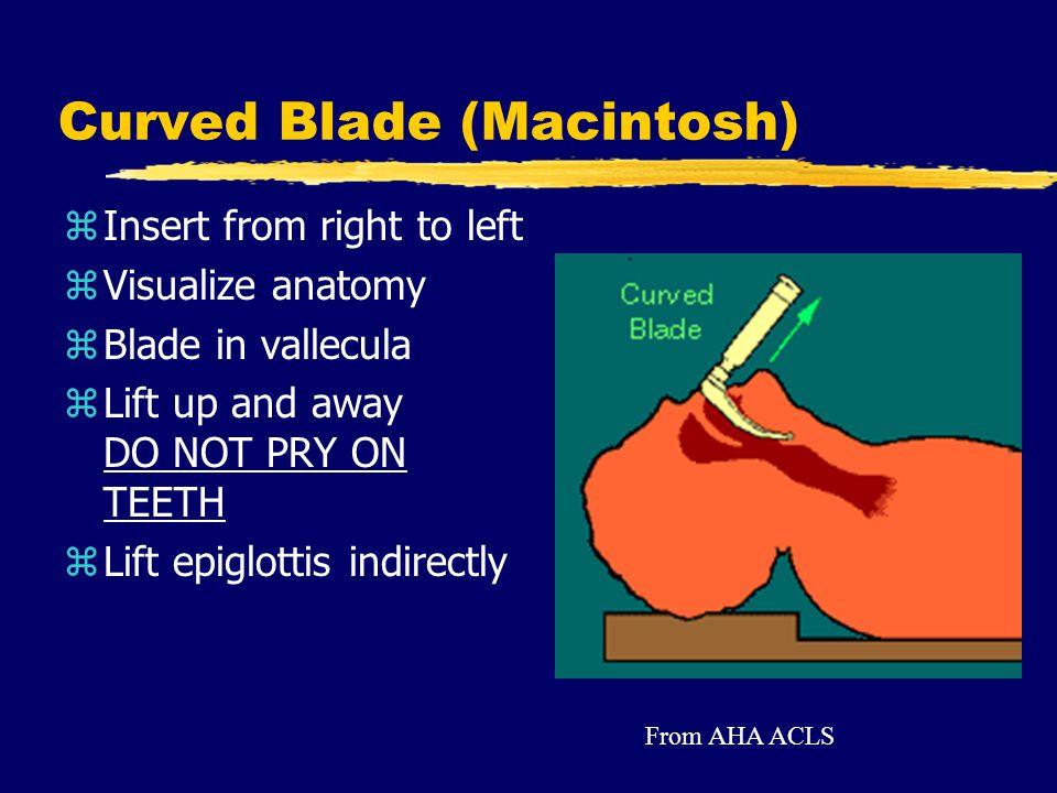 Curved Blade (Macintosh)