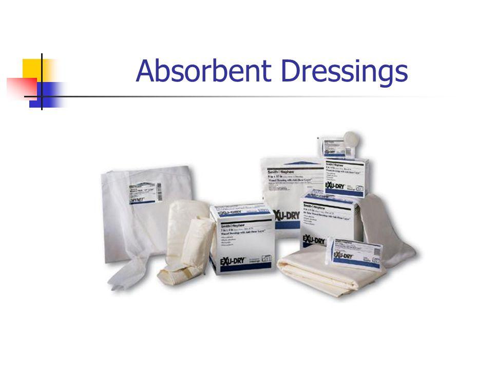 Absorbent Dressings