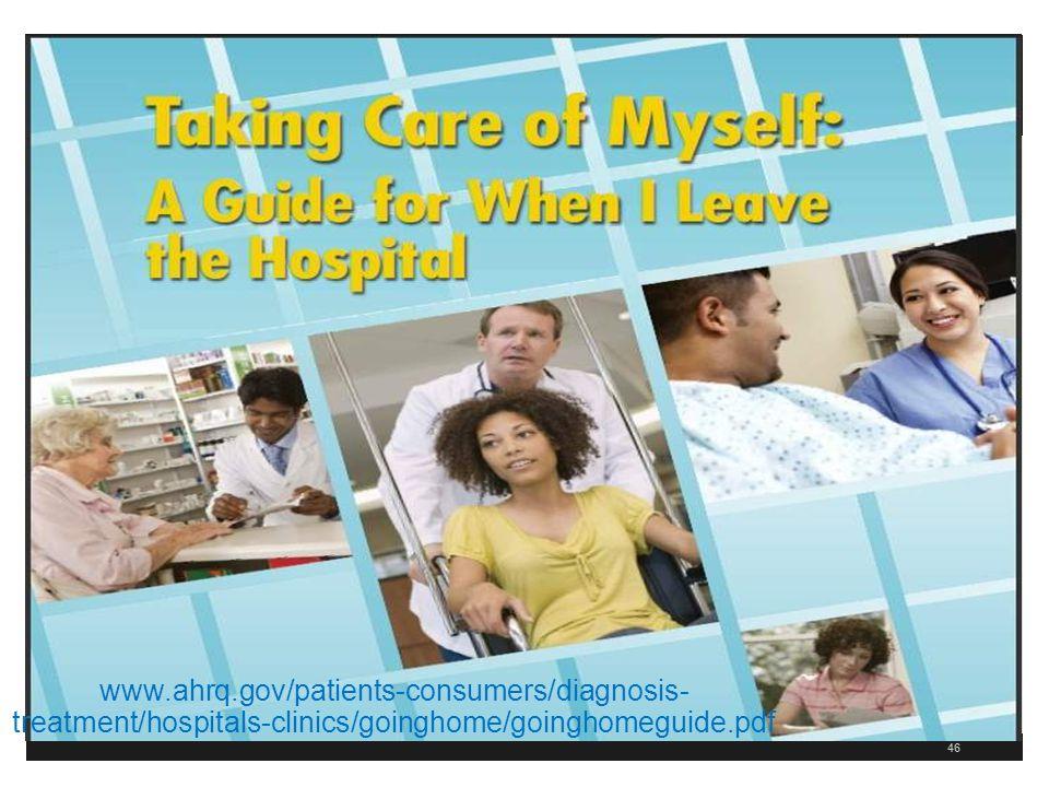 www.ahrq.gov/patients-consumers/diagnosis-treatment/hospitals-clinics/goinghome/goinghomeguide.pdf