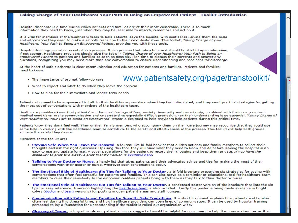 www.patientsafety.org/page/transtoolkit/