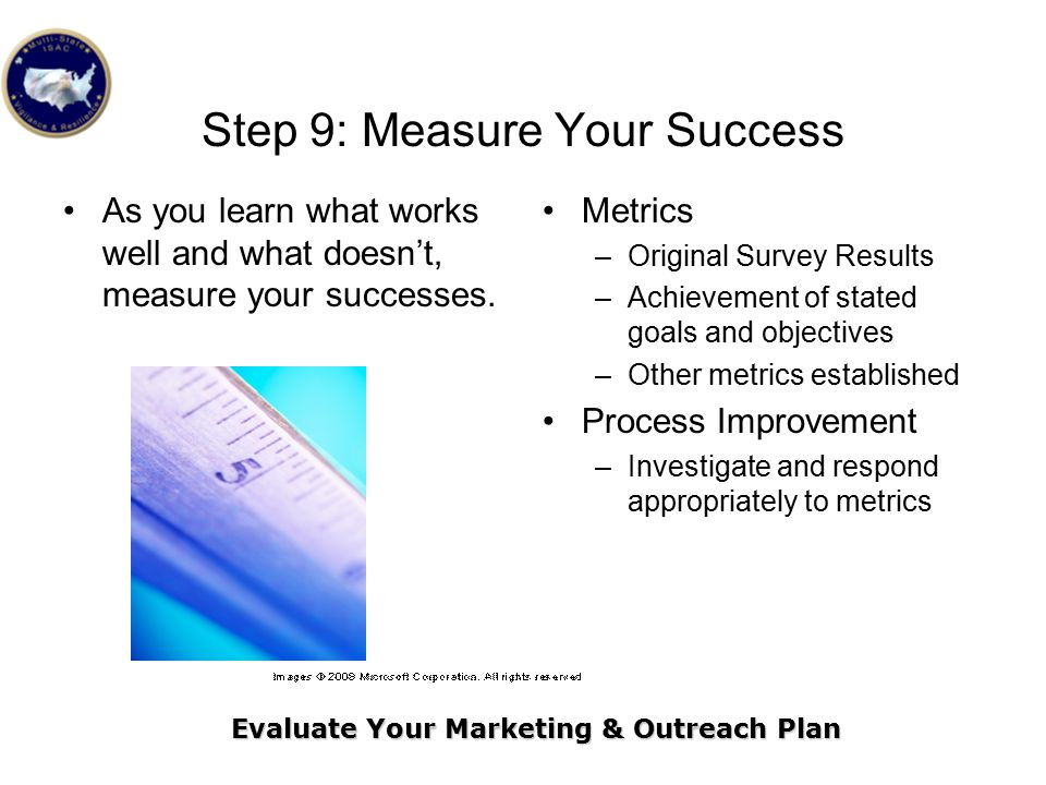 Step 9: Measure Your Success