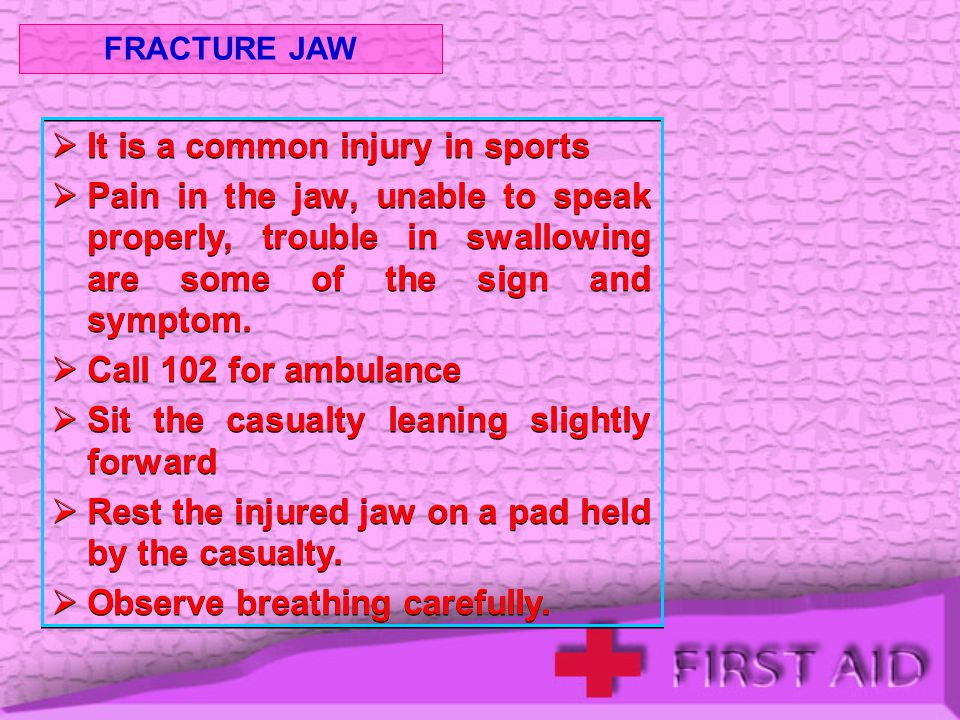 It is a common injury in sports