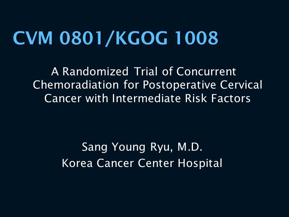 Korea Cancer Center Hospital