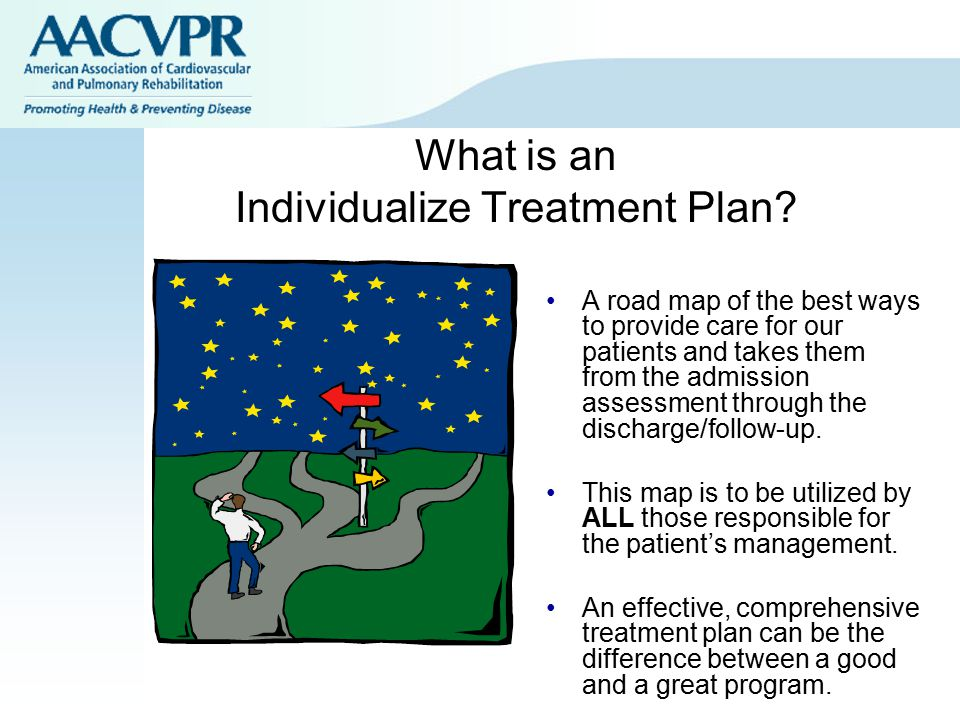 What is an Individualize Treatment Plan