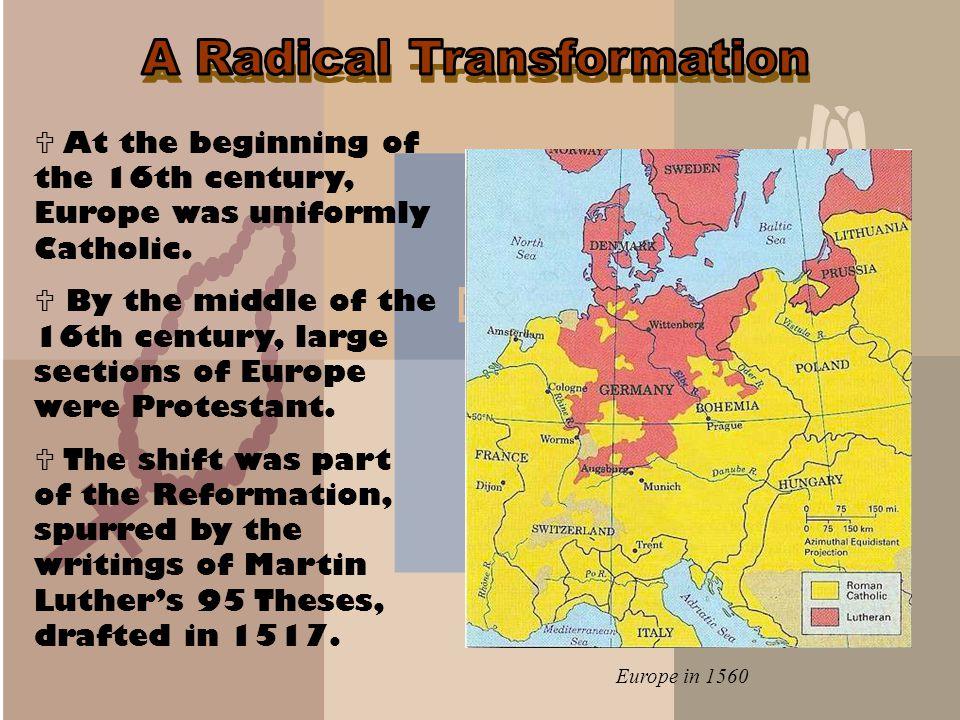 A Radical Transformation