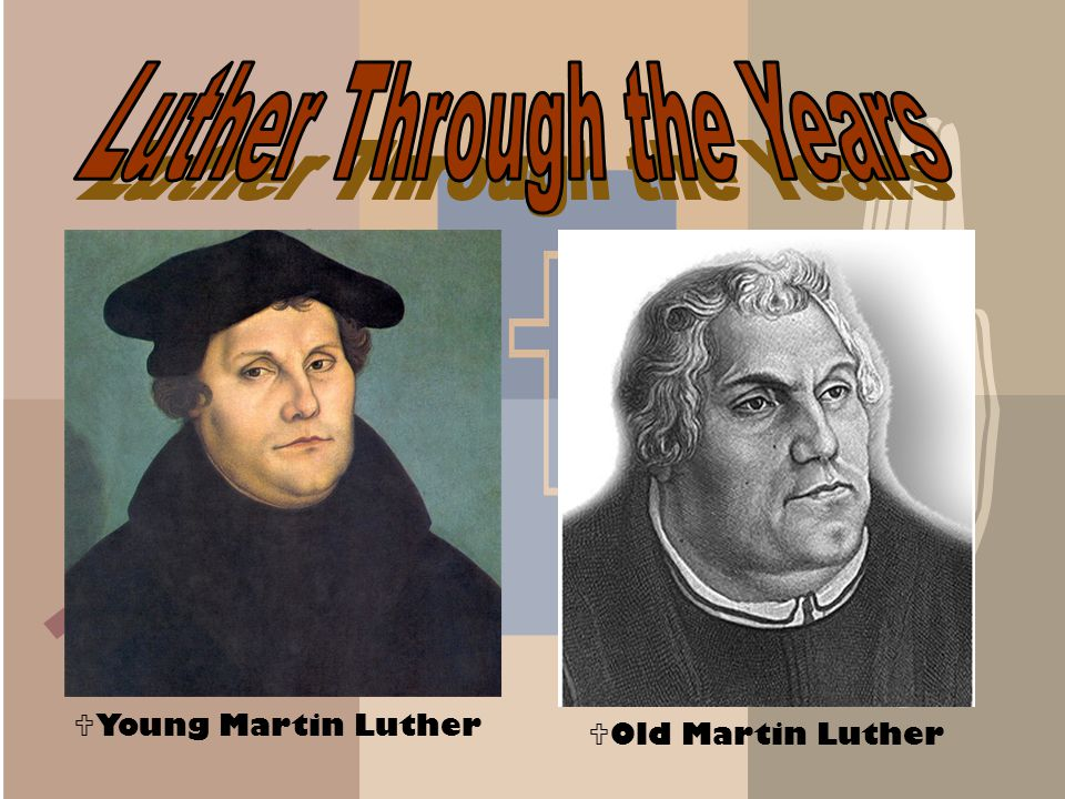 Luther Through the Years