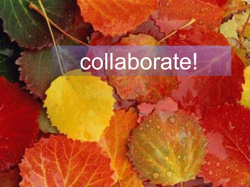 Leading Agile Collaboration Model Collaboration Process collaborate!
