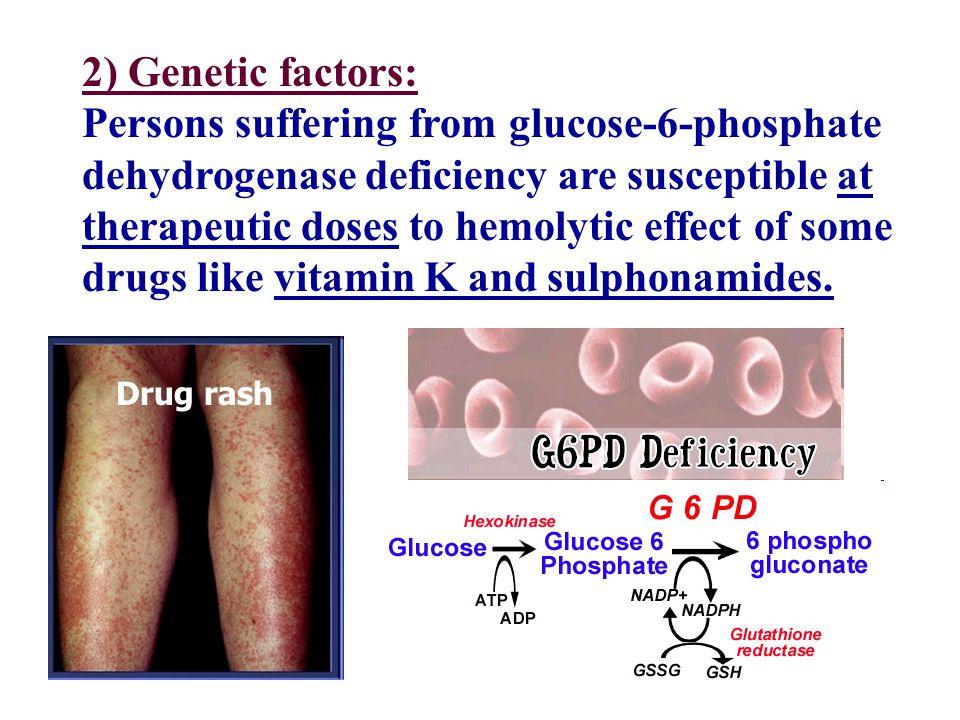 2) Genetic factors: