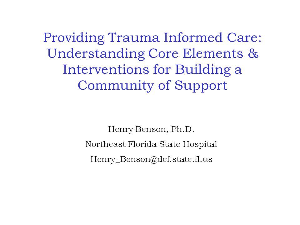 Northeast Florida State Hospital