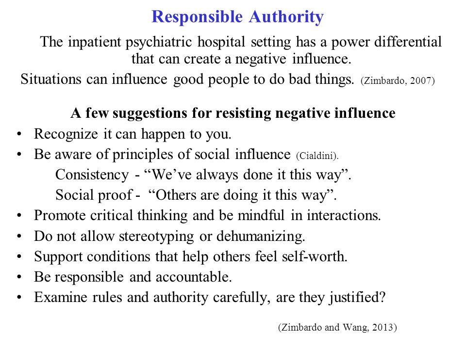 Responsible Authority