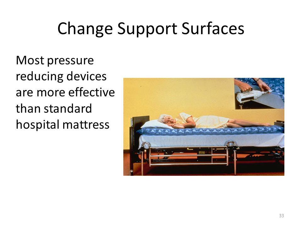 Change Support Surfaces