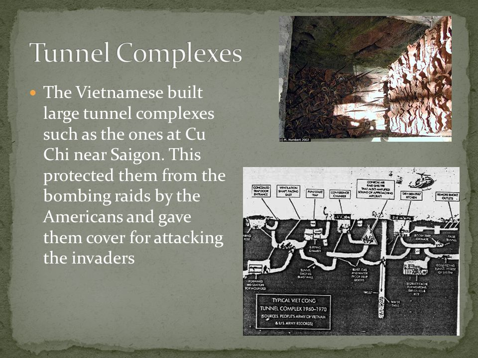 Tunnel Complexes