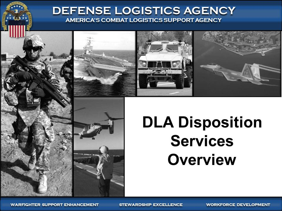 DLA Disposition Services