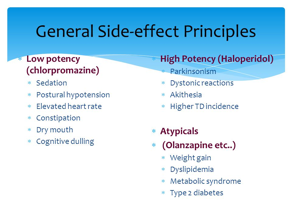 General Side-effect Principles