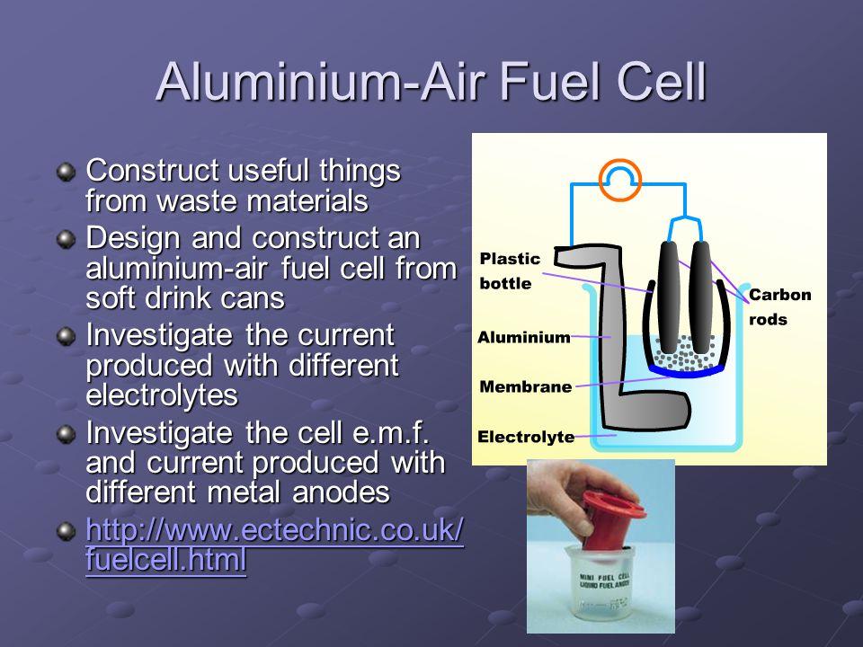 Aluminium-Air Fuel Cell