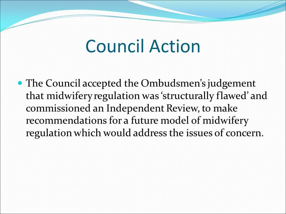 Council Action
