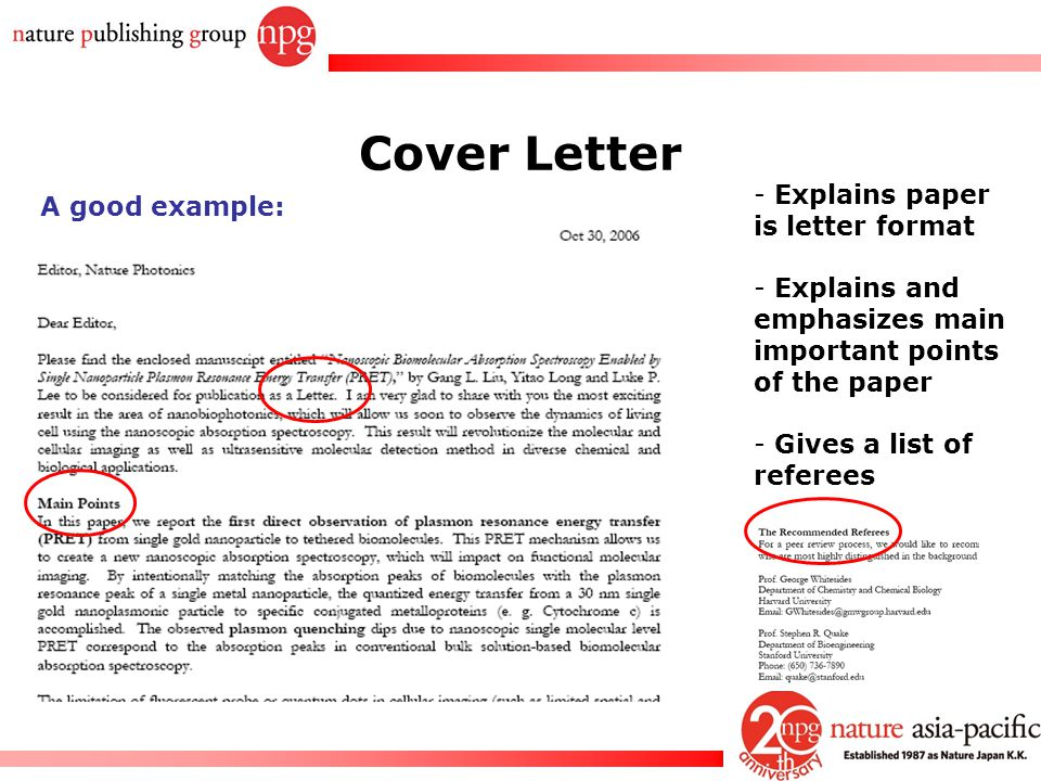 manuscript cover letter length Ieee press final manuscript checklist ieee your cover letter should include: for any missing material, date when it will be received.