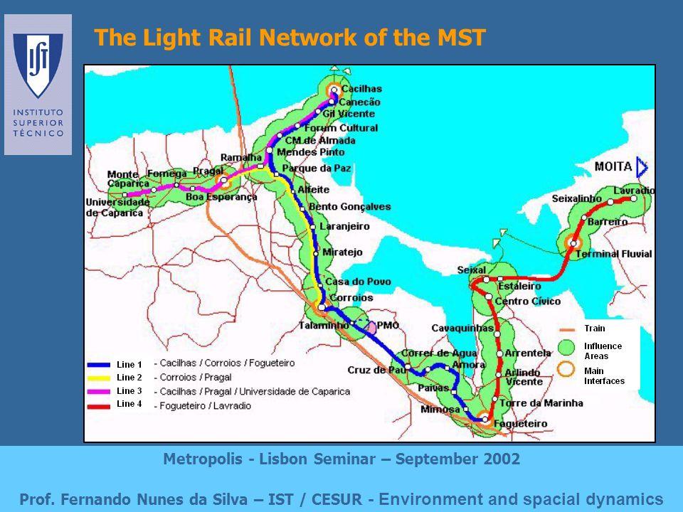 Metropolis - Lisbon Seminar – September 2002