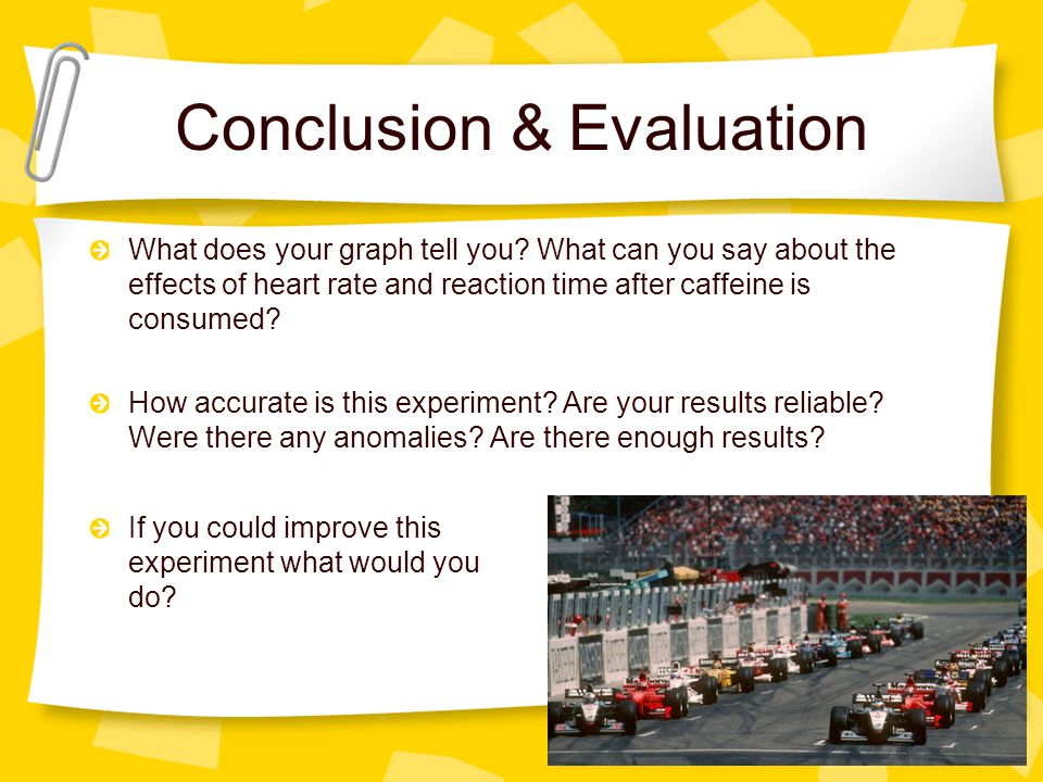Conclusion & Evaluation