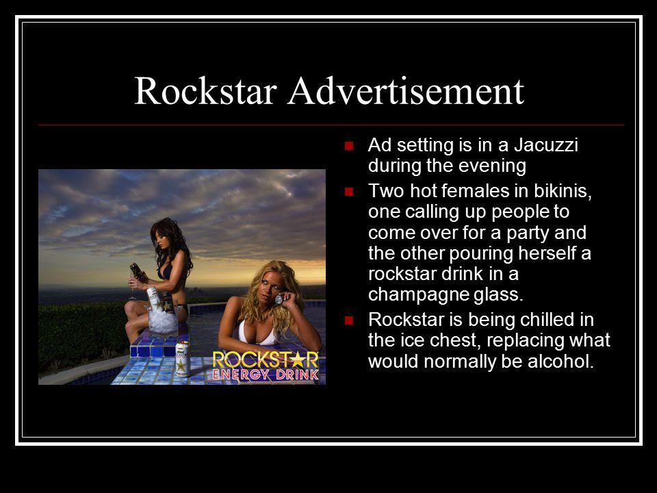 Rockstar Advertisement