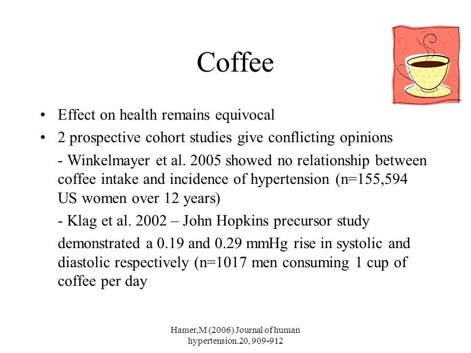 Hamer,M (2006) Journal of human hypertension.20, 909-912