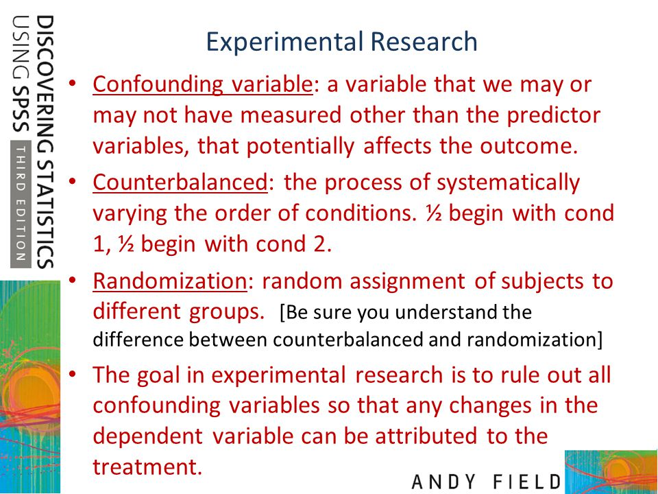 Experimental Research