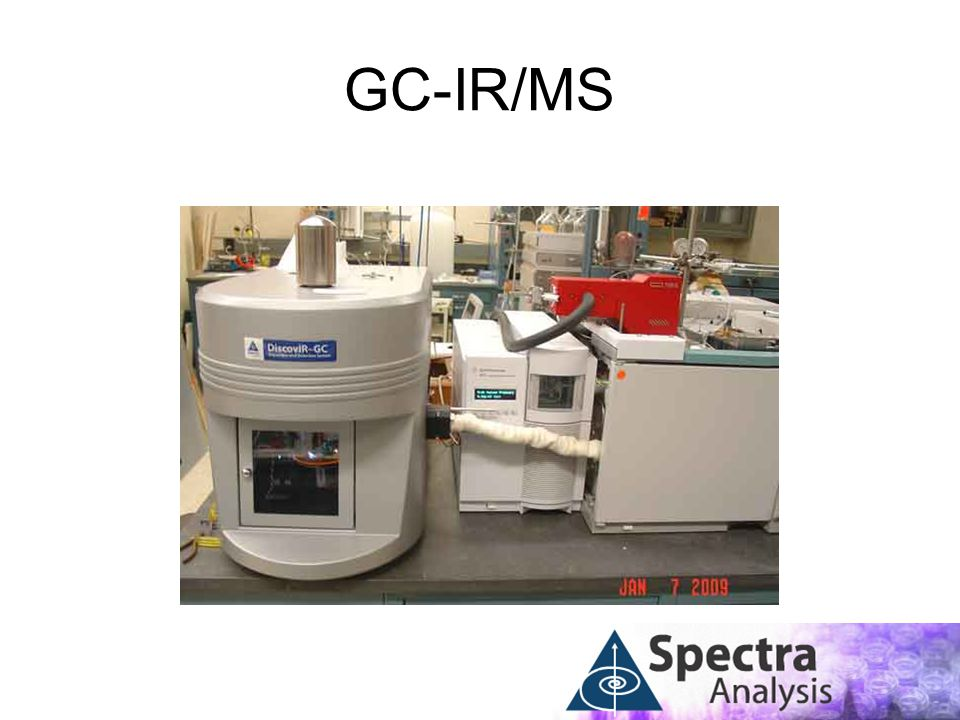 GC-IR/MS