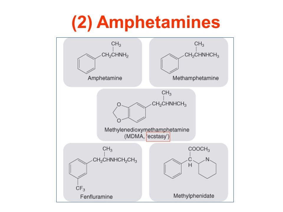 (2) Amphetamines