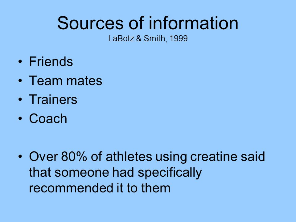 Sources of information LaBotz & Smith, 1999