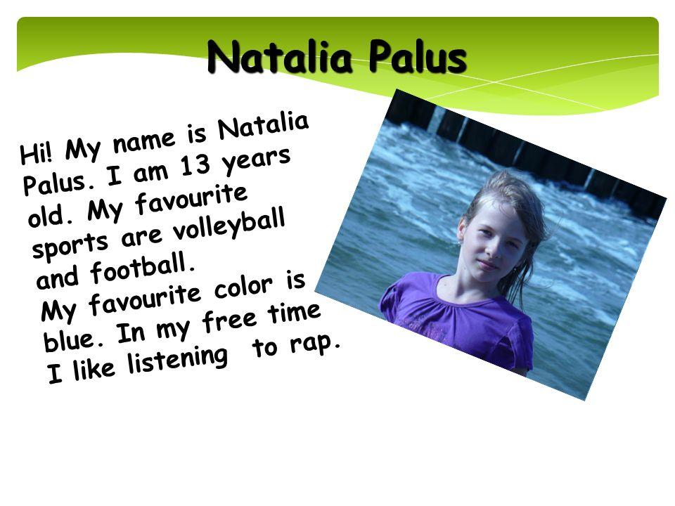 Natalia Palus
