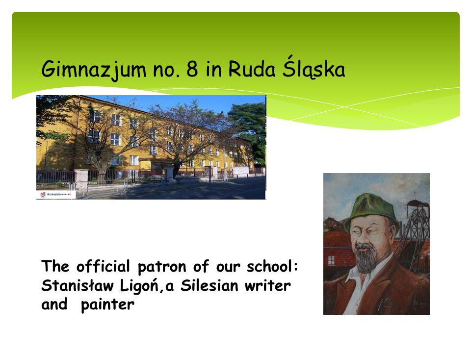 Gimnazjum no. 8 in Ruda Śląska