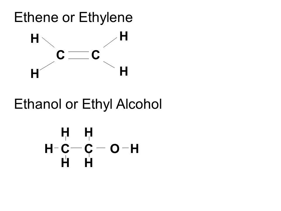 Ethanol or Ethyl Alcohol
